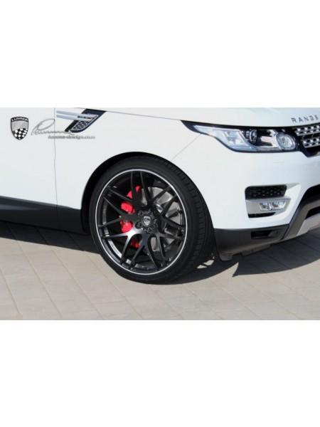 Диски LUMMA CLR23 GT для Range Rover Sport