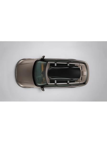Багажный бокс на крышу багажника, Gloss Black 410 l для Range Rover Velar