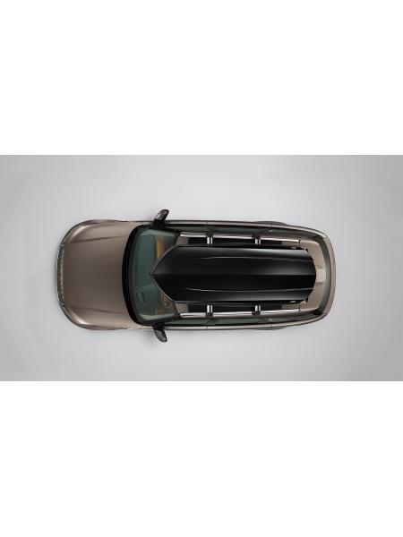 Багажный бокс на крышу багажника,  Black 320 L  для Range Rover Velar