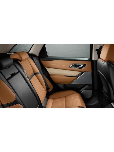 Боковые шторки второго ряда пассажиров для Range Rover Velar