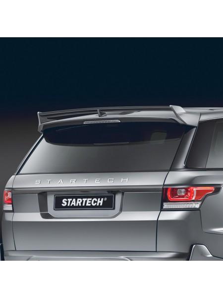 Логотип STARTECH для Range Rover Velar 2017