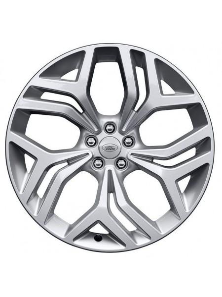 Диск колесный R-21 Sparkle Silver для Range Rover Velar