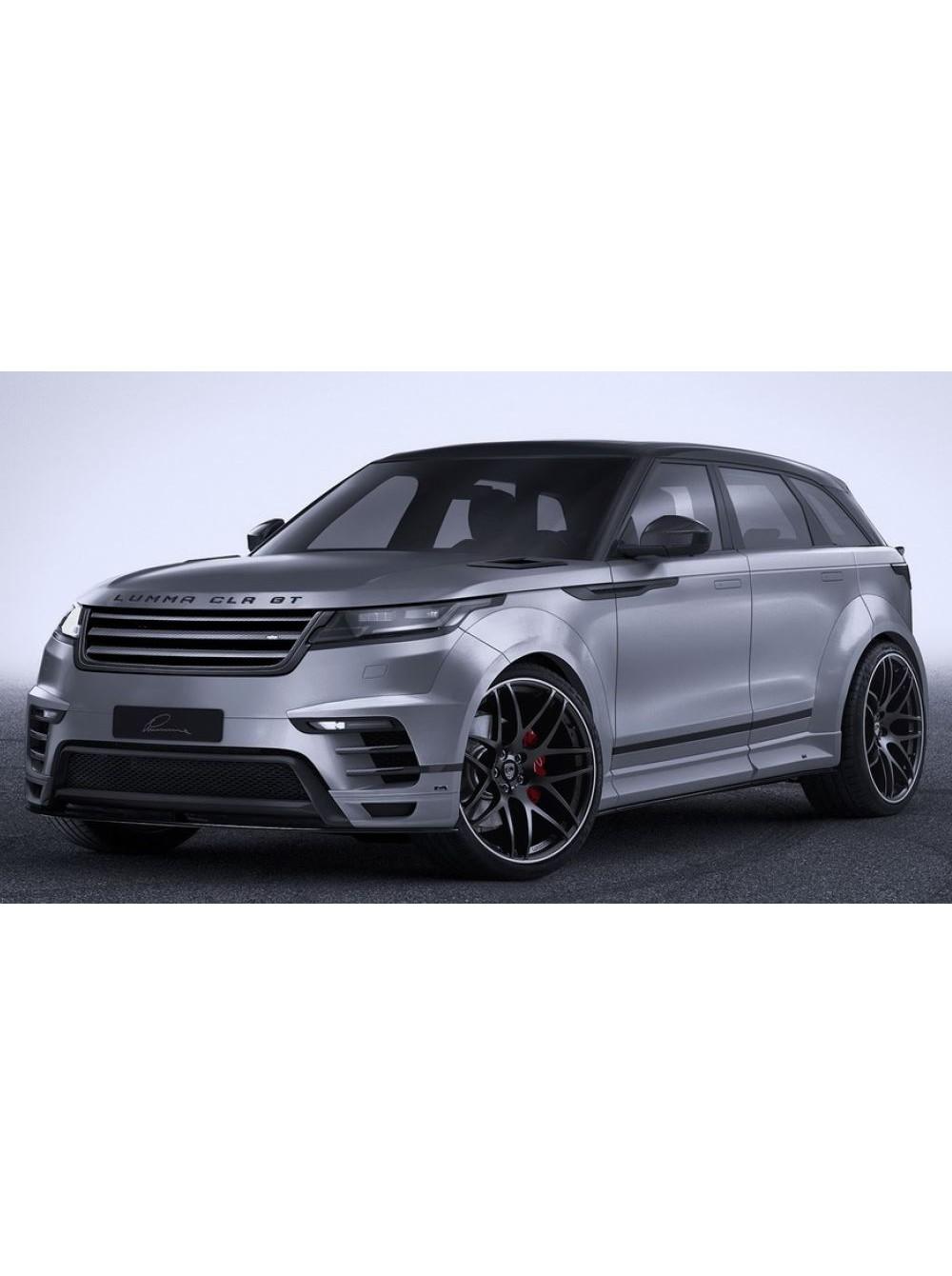 Tyuning Obves Lumma Clr Gt Dlya Range Rover Velar