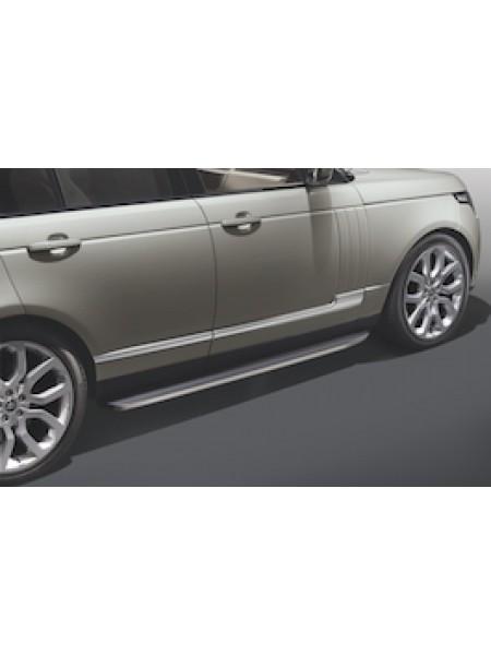 Боковые защитные дуги для Range Rover
