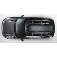 Багажный бокс на крышу багажника,  Gloss Black 410 для Range Rover Sport 2010-2013