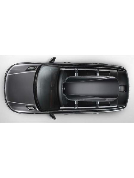 Багажный бокс на крышу багажника,  Gloss Black 410 для Range Rover 2013-