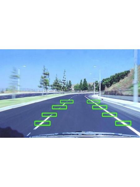 Активация системы слежения за дорожной разметкой для Land Rover Discovery 5