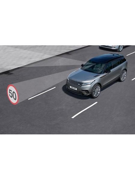 Активация системы распознавания дорожных знаков TSR для Land Rover Discovery 5