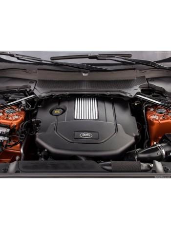 Техническое обслуживание Land Rover Range Rover