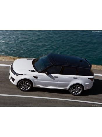 Тонировка стекол Land Rover Range Rover